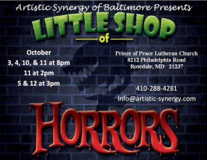 Little Shop of Horrors 2014
